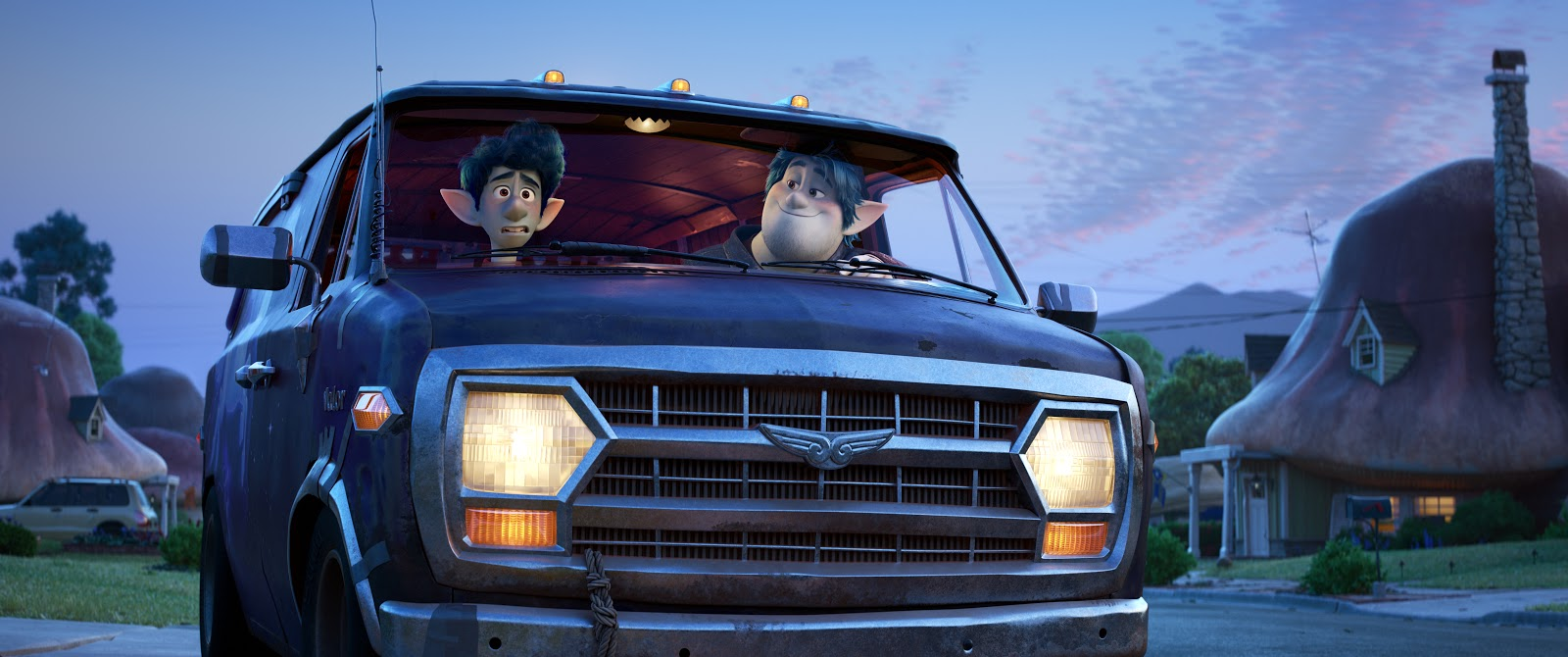 """Check out the First Trailer and Poster for Pixar's """"Onward"""""""