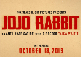 "Fox Searchlight Announces Release Date for Taika Waititi's ""Jojo Rabbit"""