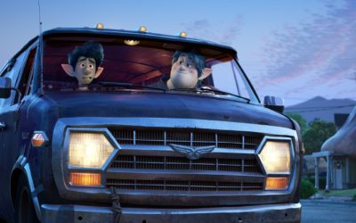 "Get a First Look at Disney-Pixar's ""Onward,"" Starring Chris Pratt, Julia Louis-Dreyfus and Tom Holland"