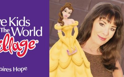 Give Kids the World to Host Paige O'Hara, Linda Larkin for Exclusive Speaker Series