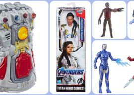 """Hasbro Reveals Second Wave of """"Avengers: Endgame"""" Spoiler-Filled Figures and Toys"""