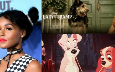 "Janelle Monae To Write New Song for Live-Action ""Lady and the Tramp"" in Place of ""The Siamese Cat Song"""