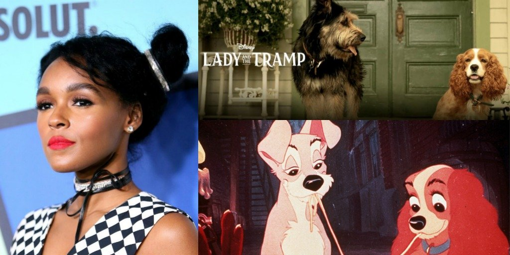 Janelle Monae To Write New Song For Live Action Lady And The Tramp In Place Of The Siamese Cat Song