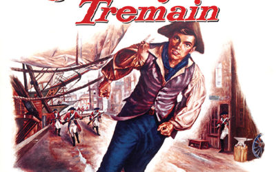 """Johnny Tremain"" Soundtrack On CD For the First Time Ever"