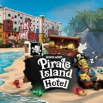 LEGOLAND Florida Resort Now Accepting Reservations for Pirate Island Hotel
