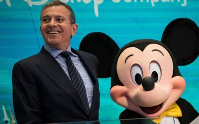 Live Blog: Disney CEO Bob Iger at the MoffettNathanson Media & Communications Summit