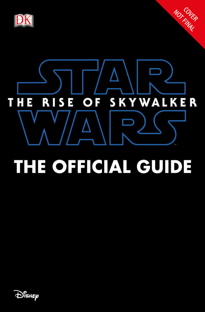 Star Wars: The Rise of Skywalker Official Guide cover