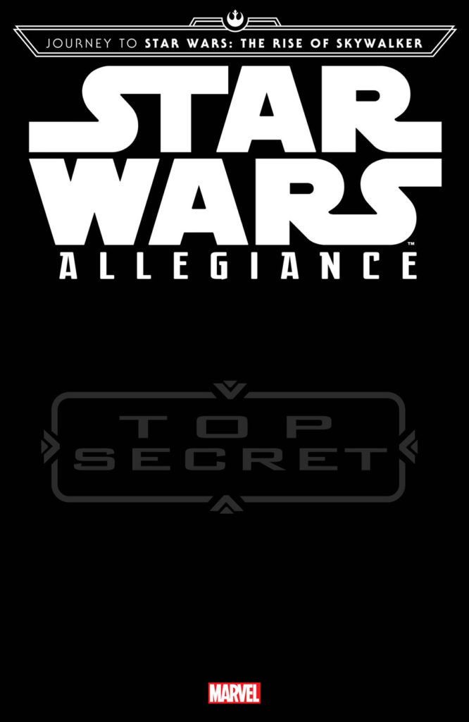 Star Wars Allegiance cover