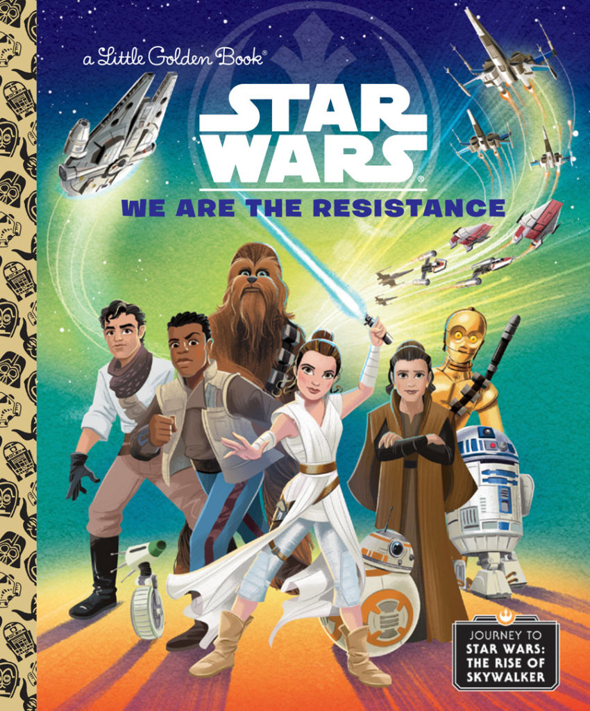 We are the Resistance cover