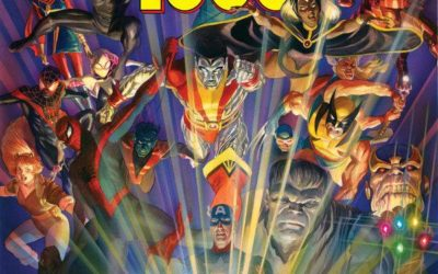 """Marvel to Celebrate 80th Anniversary with """"Marvel Comics #1000"""" This Summer"""