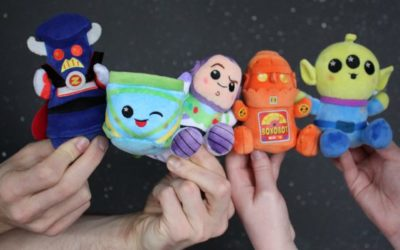 May Disney Parks Wishables: Buzz Lightyear Attractions Plush