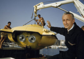 National Geographic's Next Documentary to Focus on Ocean Explorer Jacques Cousteau