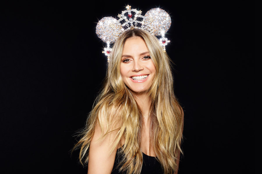 Dazzling Pair of Ears Designed byHeidi Klum