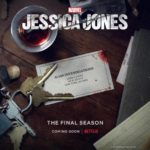 "Premiere Date Announced for Final Season of Marvel's ""Jessica Jones"" on Netflix"