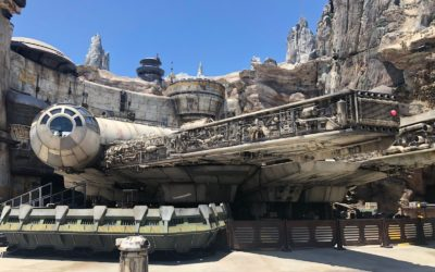 Review - At Star Wars: Galaxy's Edge, the Land Itself is an E-Ticket Attraction