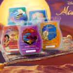 "Scentsy's ""Aladdin"" Collection Based on 5 Alan Menken Classics"