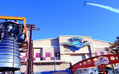 Soarin' Over California Returning to Disney California Adventure for a Limited Time