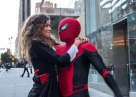 """Social Media Posts Show Fans Freak Out as """"Spider-Man"""" Stars Visit Disneyland Resort"""