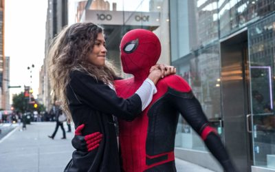 "Social Media Posts Show Fans Freak Out as ""Spider-Man"" Stars Visit Disneyland Resort"
