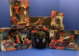 """Toy Review: """"Spider Man; Far From Home"""" from Hasbro"""