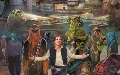 Star Wars: Galaxy's Edge Digest — Essential Literature