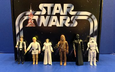Toy Review: Star Wars Retro Collection Wave 1 (Hasbro/Kenner)