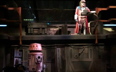 Check Out Some of the Droids, Creatures and Vehicles of Star Wars: Galaxy's Edge