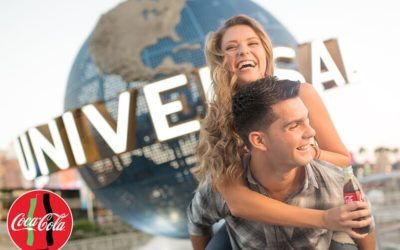 Universal Orlando Resort and Coca-Cola Presenting Ticket Offer for Florida Residents