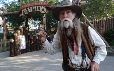 Video: Calico River Rapids Opens at Knott's Berry Farm, Reimagined Bigfoot Water Ride Expands Ghost Town