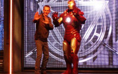 Video: Disneyland After Dark - Heroes Assemble Brings Iron Man, Much More Marvel to Disney California Adventure