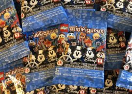 Video Review: LEGO Disney Minifigures Series 2
