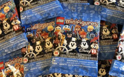 Video Review: LEGO Disney Minifigures Series 2