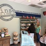 Video: Rinse Bath & Body Co. and Black Tap Craft Burgers & Shakes Open at Downtown Disney District