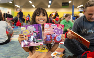 Walt Disney World Provides 40,000 Books to Central Florida Community Families and Educators