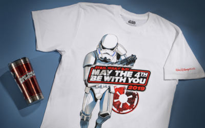 Walt Disney World Shares First Look at May the 4th Merchandise