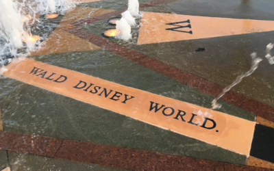 What Would Wald Say? Celebration Fountain Raises Eyebrows with Unfortunate Misspelling