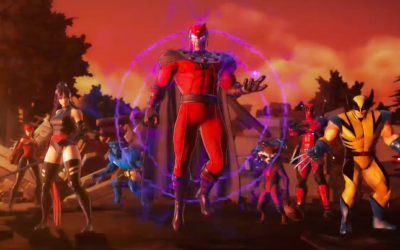 "X-Men and Magneto Team Up in New ""Marvel Ultimate Alliance 3: The Black Order"" Trailer"