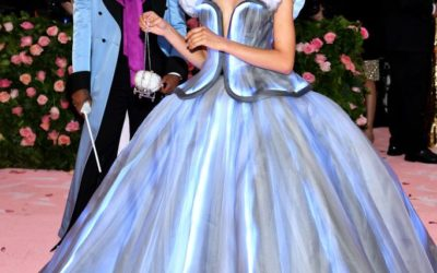 Zendaya Channels Cinderella at the 2019 Met Gala