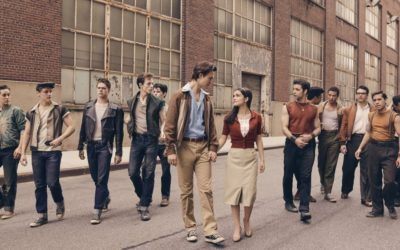 """20th Century Fox Shares First Look at Cast of  Steven Spielberg's """"West Side Story"""""""