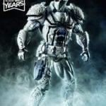 Hasbro Previews Marvel Legends Series Anti-Venom Figure