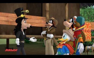 "Alice Cooper Guest Stars in Upcoming ""Mickey and the Roadster Racers"" Episode"