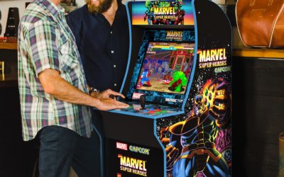"""Arcade1Up Returns to E3 to Announce New Cabinet Titles Including """"Marvel Super Heroes"""""""