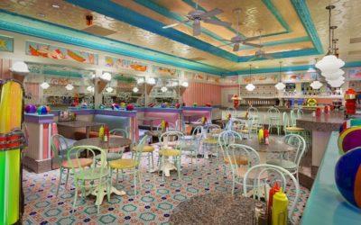 Beaches & Cream Soda Shop at Disney's Beach Club Resort to Close for Refurbishment