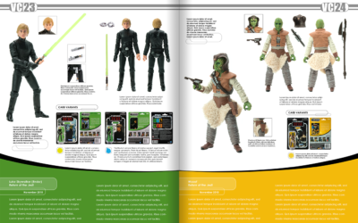"Blue Milk LLC Launches Kickstarter for ""Star Wars: The Vintage Collection Archive Edition"" Book"