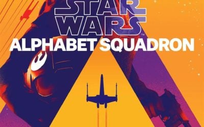 "Book Review - ""Star Wars: Alphabet Squadron"""