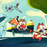 Chip 'n' Dale Animated Shorts Series Coming to Disney+