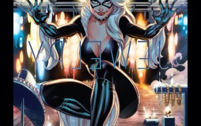 "Comic Review - ""Black Cat #1"""