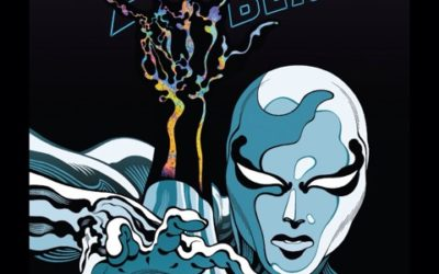 "Comic Review - ""Silver Surfer: Black #1"""
