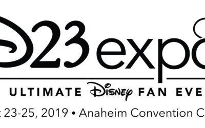 D23 Announces Major Presentation Lineup for D23 Expo 2019