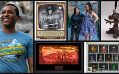 D23 Shares Sneak Peek at New Collectibles, Limited Edition Merchandise Coming to D23 Expo
